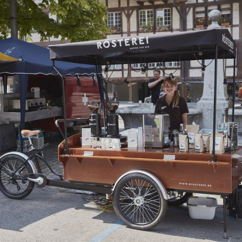Barista Bike / Rent a Barista